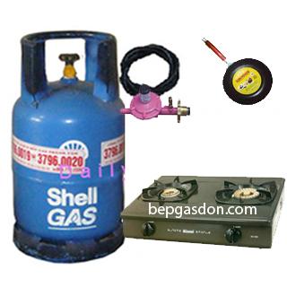 Bộ bếp gas Rinnai RV-365(G)