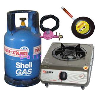 bộ bếp gas đơn Namilux