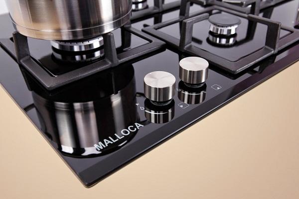 Tại sao nhiều dòng bếp gas sử dụng mặt kính cường lực?