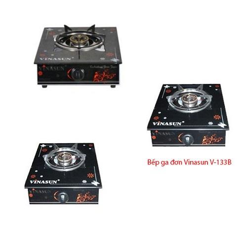 Bếp gas đơn Vinasun V-133B