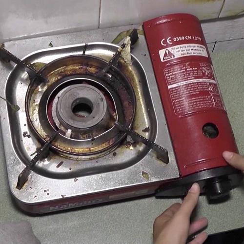 Nguyên nhân gây sự cố cháy nổ bếp gas du lịch