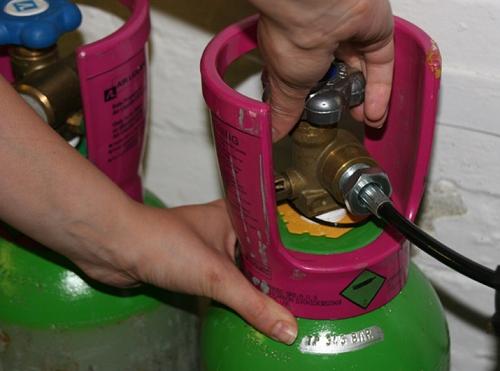Một số kiến thức để sử dụng van gas an toàn, hiệu quả