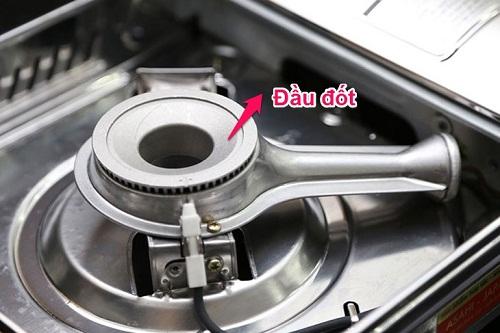 Đầu đốt bếp gas chất liệu gì tốt nhất?