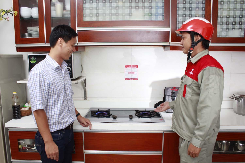 Các lỗi thường gặp khi sử dụng bếp gas (p2)