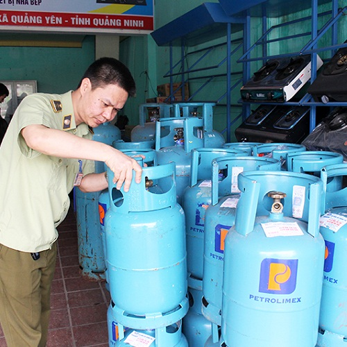Vì sao người dùng nên chọn gas Petrolimex chính hãng?