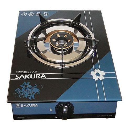 Bếp gas đơn kính Sakura SA 100G