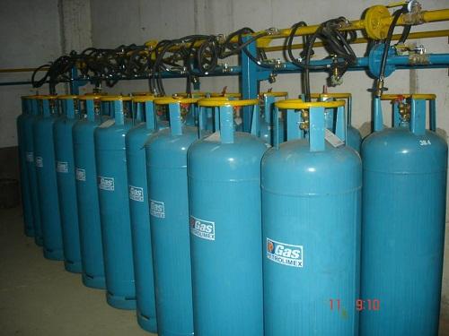 Lợi ích khi sử dụng khí gas trong công nghiệp