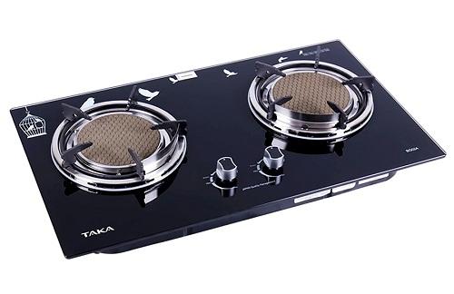 Mua bếp gas âm kính Taka