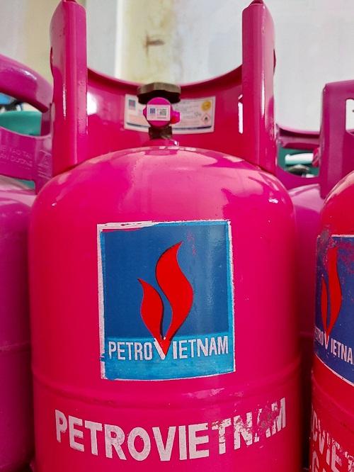 Bình gas Petrovietnam