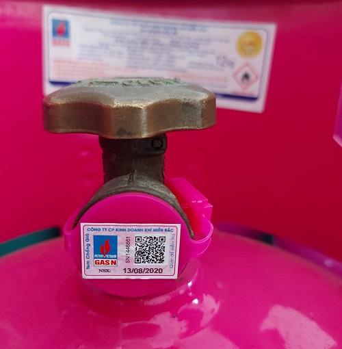 Van bình gas Petrovietnam
