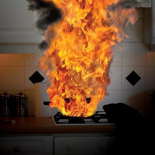 Sử dụng bếp gas có gây hại cho sức khỏe không?