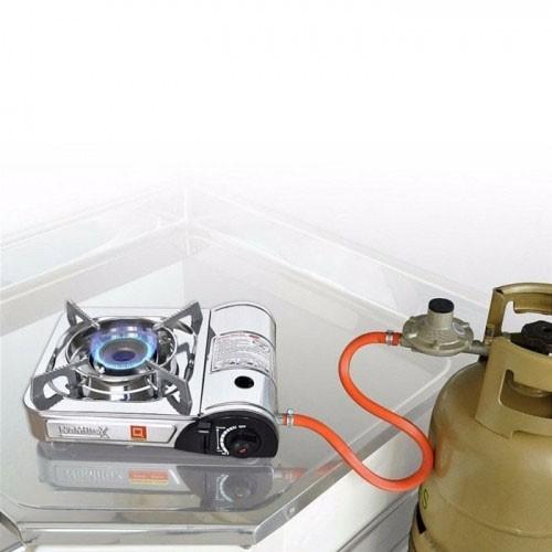 Bếp gas đơn có tính an toàn cao hơn bếp gas mini