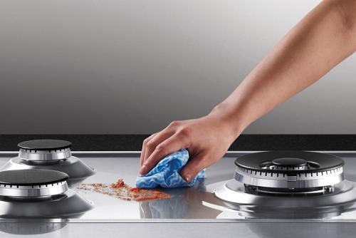 Vệ sinh thiết bị bếp inox như thế nào?
