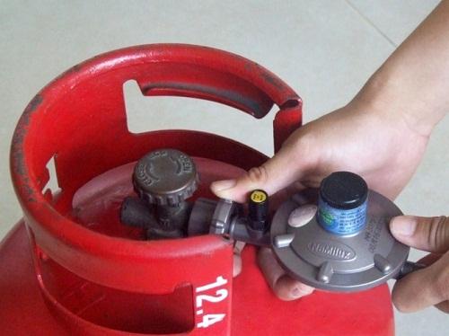 Công dụng của van điều áp gas